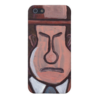 Mr Grumpy phone case Case For iPhone 5/5S