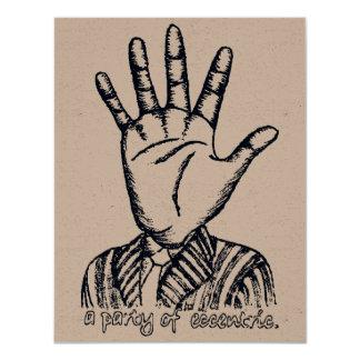 Mr.hand Card