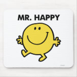 Mr Happy Classic 2 Mousepads