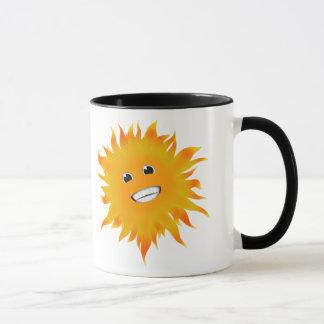 Mr Happy Sunshine Mug