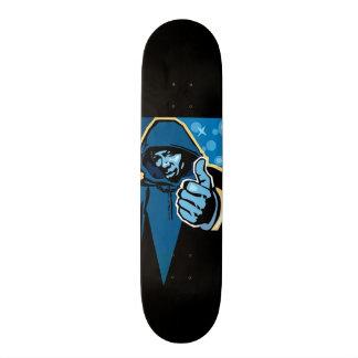 Mr. Hood Skateboard