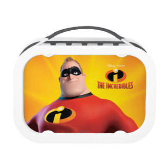 Mr. Incredible 2 Lunch Boxes