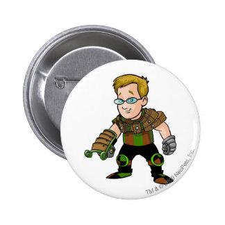 Mr. Insane Kiko Lake Staff Player 6 Cm Round Badge