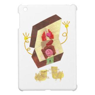 Mr Inside Out man I-Pad Mini Back iPad Mini Cover