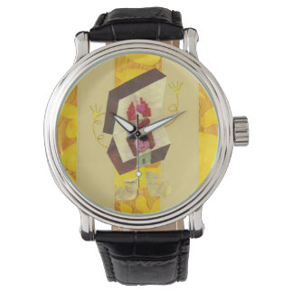 Mr Inside Out Man Watch