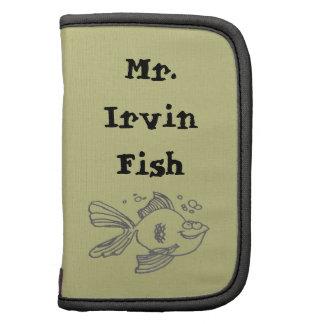 Mr. Irvin Fish Planner