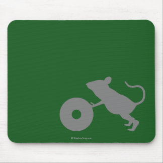 Mr. Jingles from Green Mile Mouse Pad