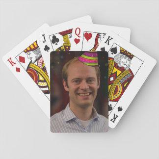 Mr. Justis Birthday Cards