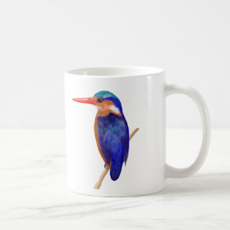 Mr Kingfisher Coffee Mug
