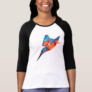 Mr Kingfisher design T-shirt