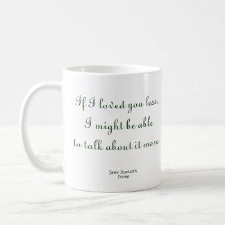 Mr. Knightley Coffee Mug
