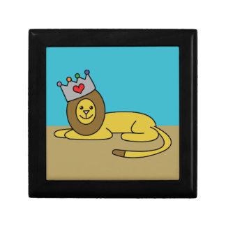 Mr Lion Gift Box