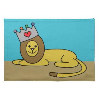 Mr Lion Placemats