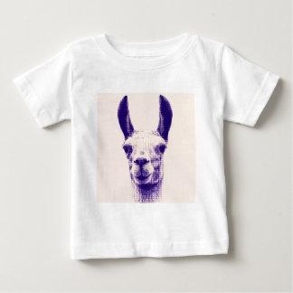 Mr Llama Baby T-Shirt