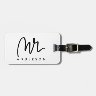 Mr | Luggage Tag