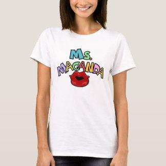 Mr. Malakas & Ms. Maganda T-Shirt