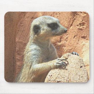 Mr Meerkat Mouse Mat