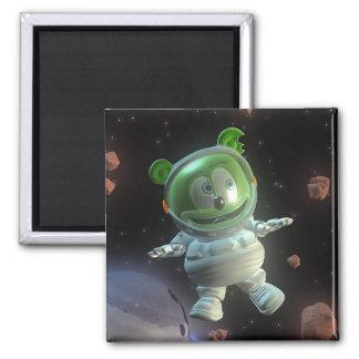Mr. Mister Gummibär Astronaut Magnet