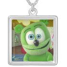 Mr. Mister Gummibär Webcam Necklace