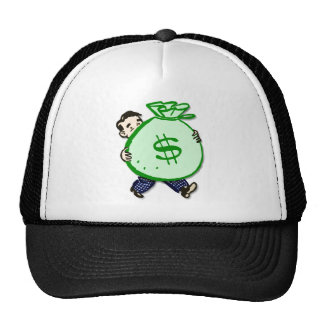 Mr. Moneybags Hats