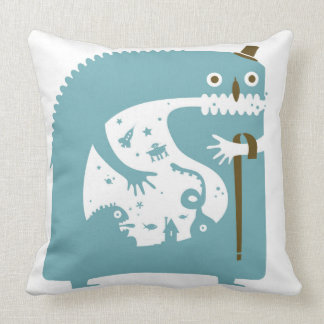 Mr. Monster Cushion
