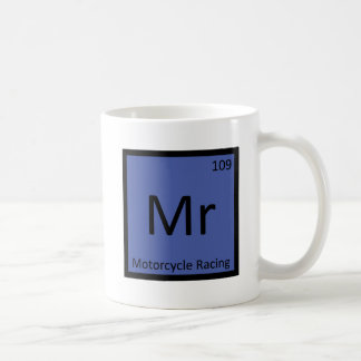 Mr - Motorcycle Racing Sports Chemistry Symbol Mugs