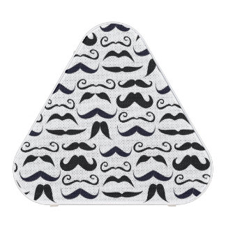 Mr. Moustache Hipster Pattern