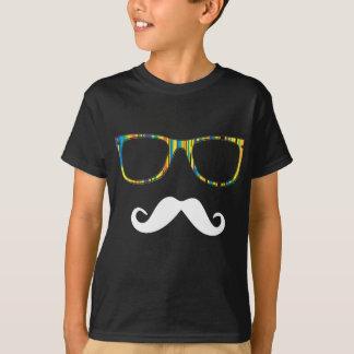 Mr Moustache Hipster T-Shirt