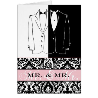 Mr. & Mr. II Card