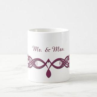 Mr. & Mrs. Coffee Mug
