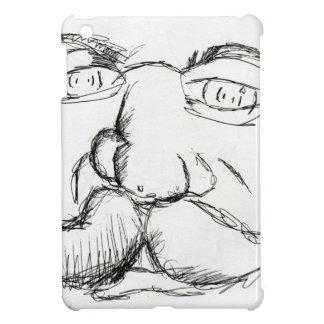 Mr Mustache Cover For The iPad Mini