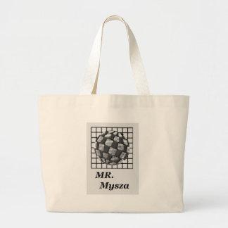 MR. MYSZA JUMBO TOTE BAG