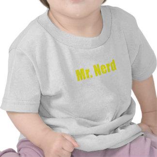 Mr Nerd Tee Shirt