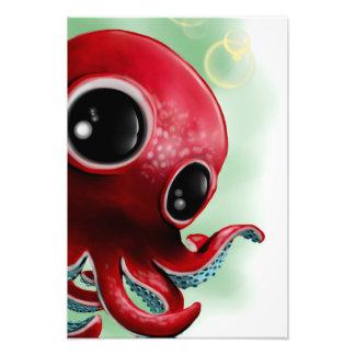 Mr Octopus Photo Art
