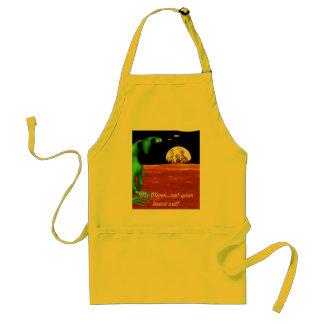 mr oliver standard apron