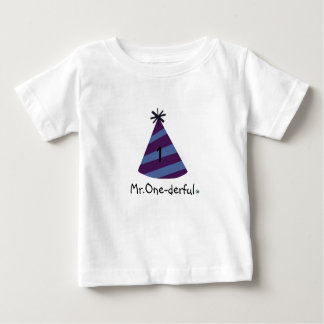 Mr.One-derful Baby T-Shirt