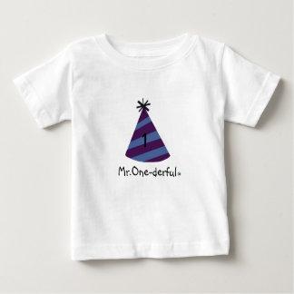 Mr.One-derful Baby T-Shirt