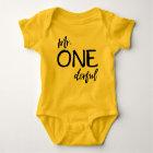 Mr. Onederful Baby Bodysuit