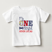 Mr. ONEderful Baby T-Shirt