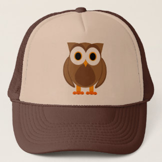 Mr. Owl Cartoon Hat