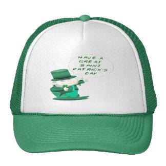 Mr Patrick's Cap