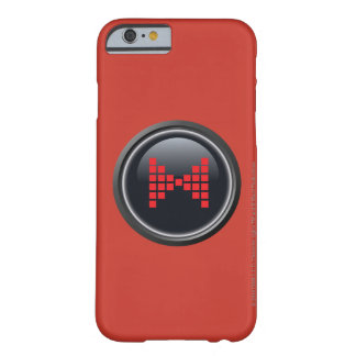 Mr. Peabody Bowtie Button Barely There iPhone 6 Case