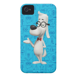 Mr. Peabody Case-Mate iPhone 4 Cases