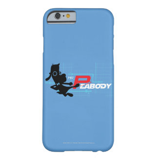 Mr. Peabody Digi Barely There iPhone 6 Case