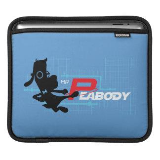 Mr. Peabody Digi iPad Sleeve