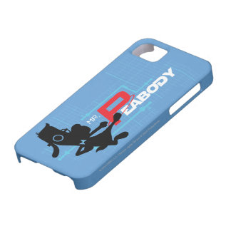 Mr. Peabody Digi iPhone 5 Covers