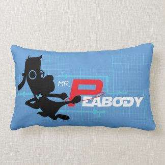 Mr. Peabody Digi Lumbar Cushion