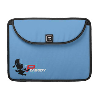 Mr. Peabody Digi Sleeve For MacBook Pro