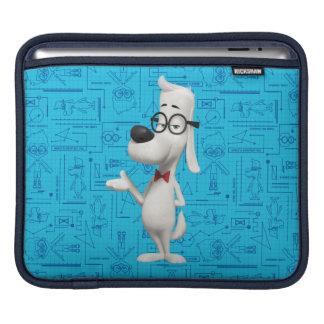 Mr. Peabody iPad Sleeves