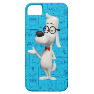 Mr. Peabody iPhone 5 Covers